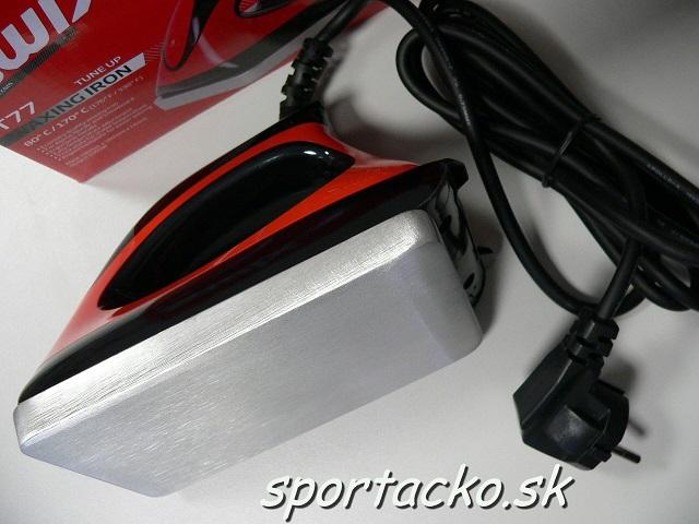 Voskovacia žehlička na všetky typy lyží a snowboardov SWIX T77 Economy 220V