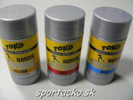 Vreckové stúpacie vosky na bežky ToKo Nordic Gripwax