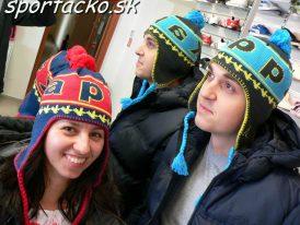 Zimné čiapky Kappa Fatzke Nordic