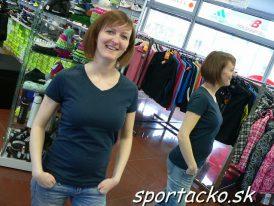 Dámske športové tričko KAPPA Sharah