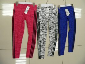 Výpredaj: Elasťáky Adidas Essentials 3s Tight AOP W
