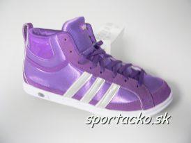 Výpredaj: obuv Adidas Hoops Mid Satin W