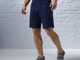 Teplákové šortky Reebok Elements Jersey Sh