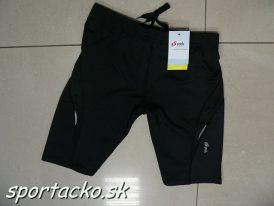 Bežecké športové elastické šortky York Bill 2