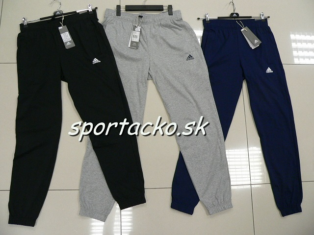 Adidas Tapered Banded Single Jersey Pant