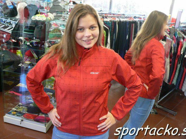 AKCIA Výpredaj: Dámska softshellová bunda MERRITA Icestopper 10.000 MVP