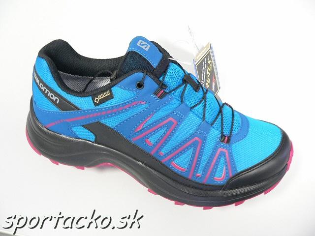 17ba27ace Salomon-Obuv ŠPORTOVÁ-Dámska obuv Salomon XA Centor GORE-TEX   Šport ...