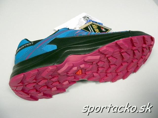 64a689570 Dámska obuv Salomon XA Centor GORE-TEX | ŠportÁčko.sk