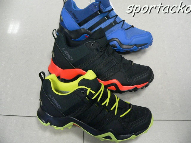 Adidas obuv-Obuv trekingová-Pánska obuv ADIDAS TERREX AX2R Gore-Tex ... cddb07b519a