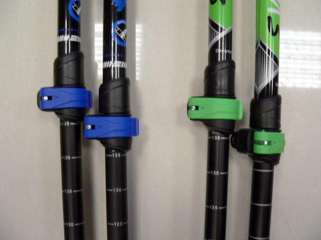 AKCIA: Trekingové nastaviteľné palice HC Sherpa 3.0 Jeseň/Zima 2020/21
