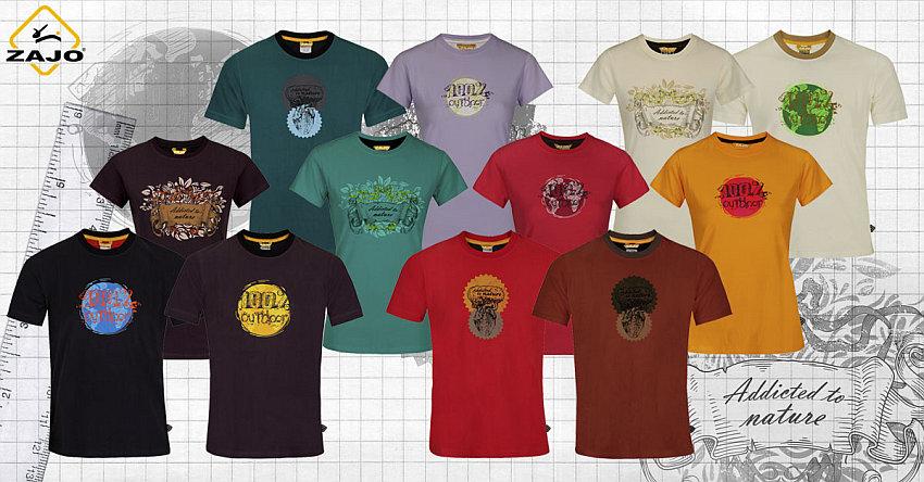 34b5d9eabb ZAJO-ZAJO tričká-Dámske tričká ZAJO Corrine Lady T-shirt