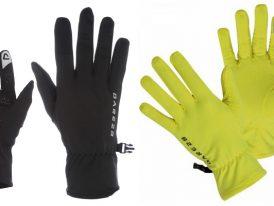 Ľahké športové rukavice Dare2b Smart Glove II