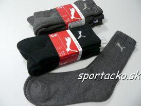 AKCIA: Športové ponožky PUMA Regular Crew Trek-Sport High 3x