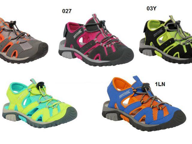 Detské sandále Regatta Deckside Junior