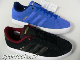 Výpredaj obuvi: Pánska obuv Adidas Derby ST Suede Leather
