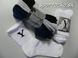 Výpredaj: Športové ponožky York trojbalenie
