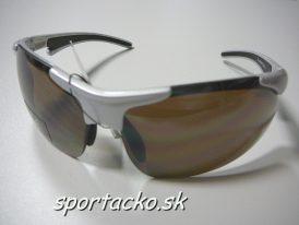 Športové okuliare Basley 6593 silver