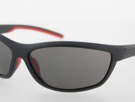 Športové okuliare Basley 6737 black matt/red