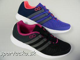 AKCIA Výpredaj: Dámska športová obuv Adidas lite runner airmesh women