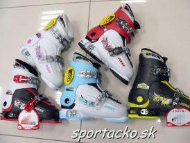 Detské nastaviteľné lyžiarky Roces Idea Up II