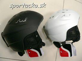 Výpredaj: lyžiarska prilba STUF Element S-16