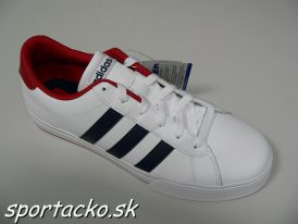 AKCIA: Pánska obuv Adidas Street Daily Leather