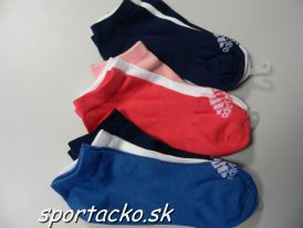Ponožky Adidas Performance no-show Thin 3pp
