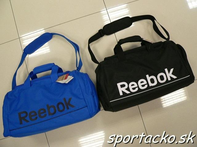 a7bbe0b06c Športová taška Reebok Sport Royal Grip S ...
