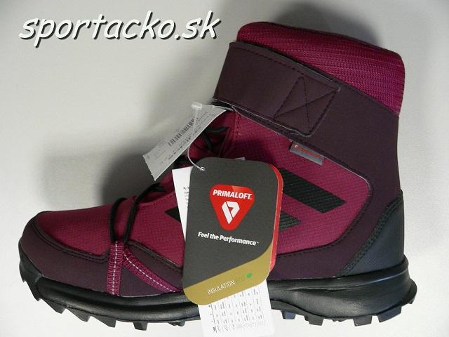 Zimná obuv Adidas Terrex Snow CF Climaproof
