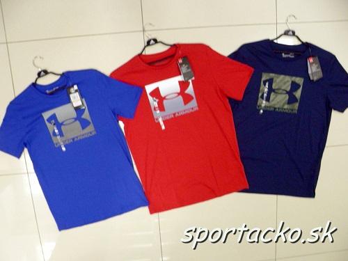 a2a0ab9fd Pánske tričko Under Armour Sportstyle SS | ŠportÁčko