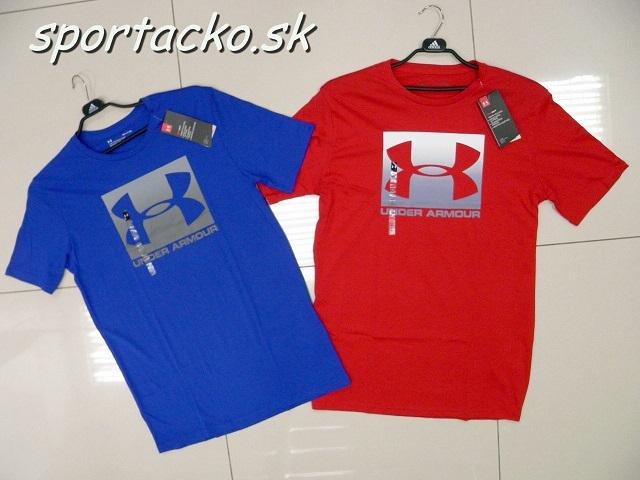 AKCIA: Pánske tričko Under Armour Sportstyle SS