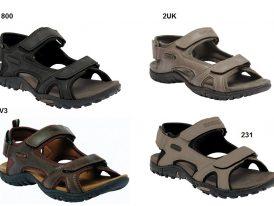 Výpredaj: Pánske sandále Regatta Haris