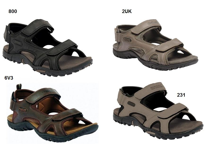 20d772204335 Výpredaj  Pánske sandále Regatta Haris