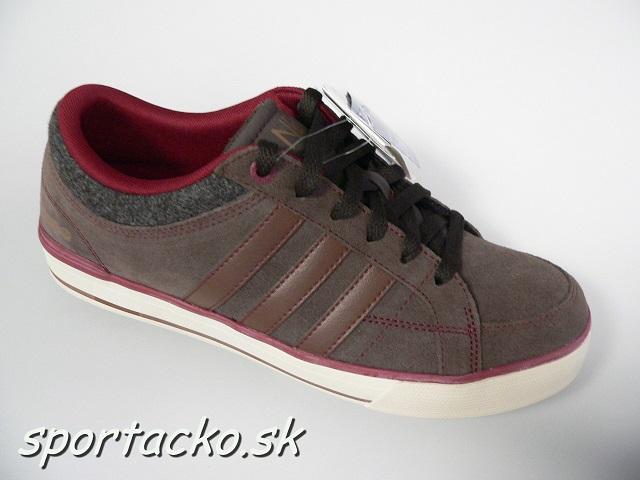 8300f6cfd9 Výpredaj obuvi  Pánska obuv ADIDAS BBNEO Skool Leather ...