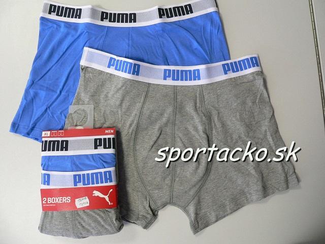 AKCIA Puma: Pánske spodné prádlo / boxerky PUMA 2 kusy
