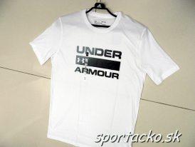 Pánske šport tričko Under Armour Team SS