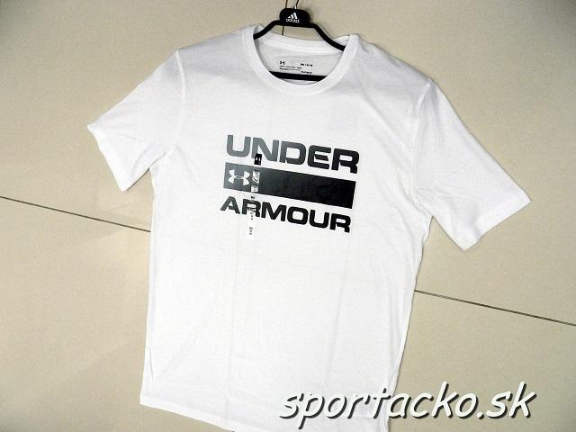 4332e98683c3 Pánske šport tričko Under Armour Team SS