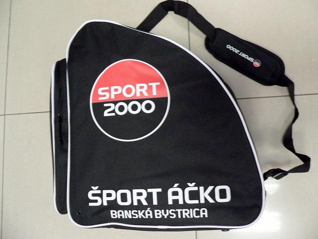 Vak na lyžiarky ZADARMO: Taška na lyžiarky SPORT 2000 – Šport Áčko