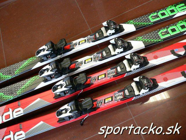 Výpredaj lyží: Lyže VOLKL CODE + viazanie