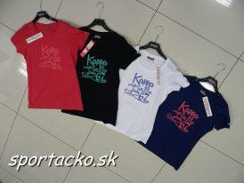 Dámske tričká s krátk.rukávom Kappa Vanja