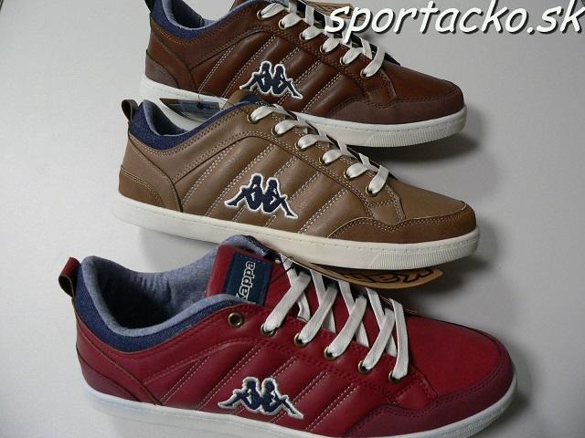 50337f072 Pánska vychádzková obuv KAPPA Rooster | ŠportÁčko.sk