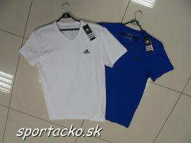 Pánske tričká Adidas Ess V-Neck Tee Sport