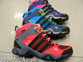 Obuv Adidas AX2 Mid Climaproof K