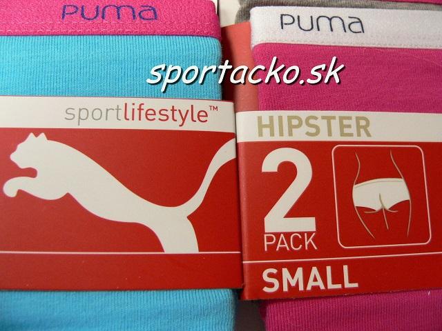 Dámske spodné prádlo: nohavičky Puma 2x