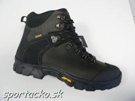 39abeb3c4 AKCIA: Turistická celokožená obuv Eiger Trek Vibram 2019