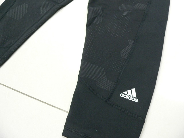 Adidas Techfit Capri Triax Sport Camo Emboss
