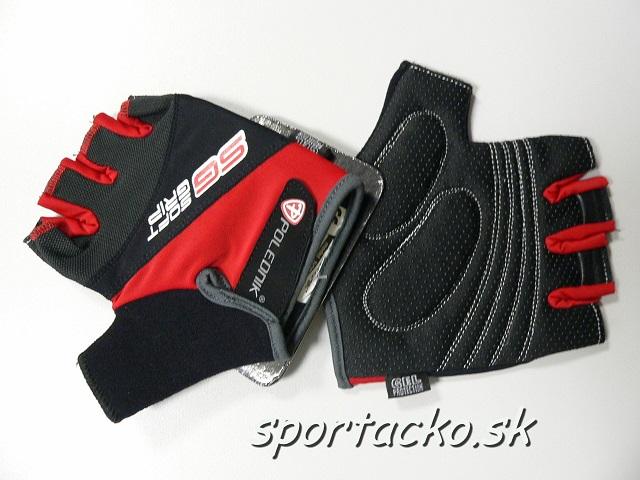 AKCIA: Cyklistické rukavice Polednik Soft Grip