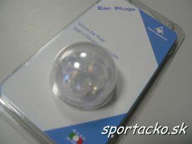 Plavecké štople do uší Silicone Ear Plugs
