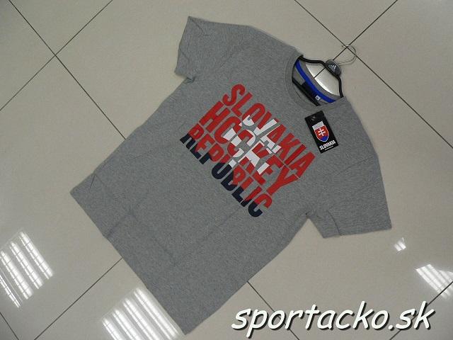 Fanúšikovské tričko SLOVAKIA Hockey Republic