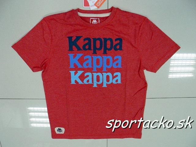 Pánske tričko KAPPA Authentic Wolag